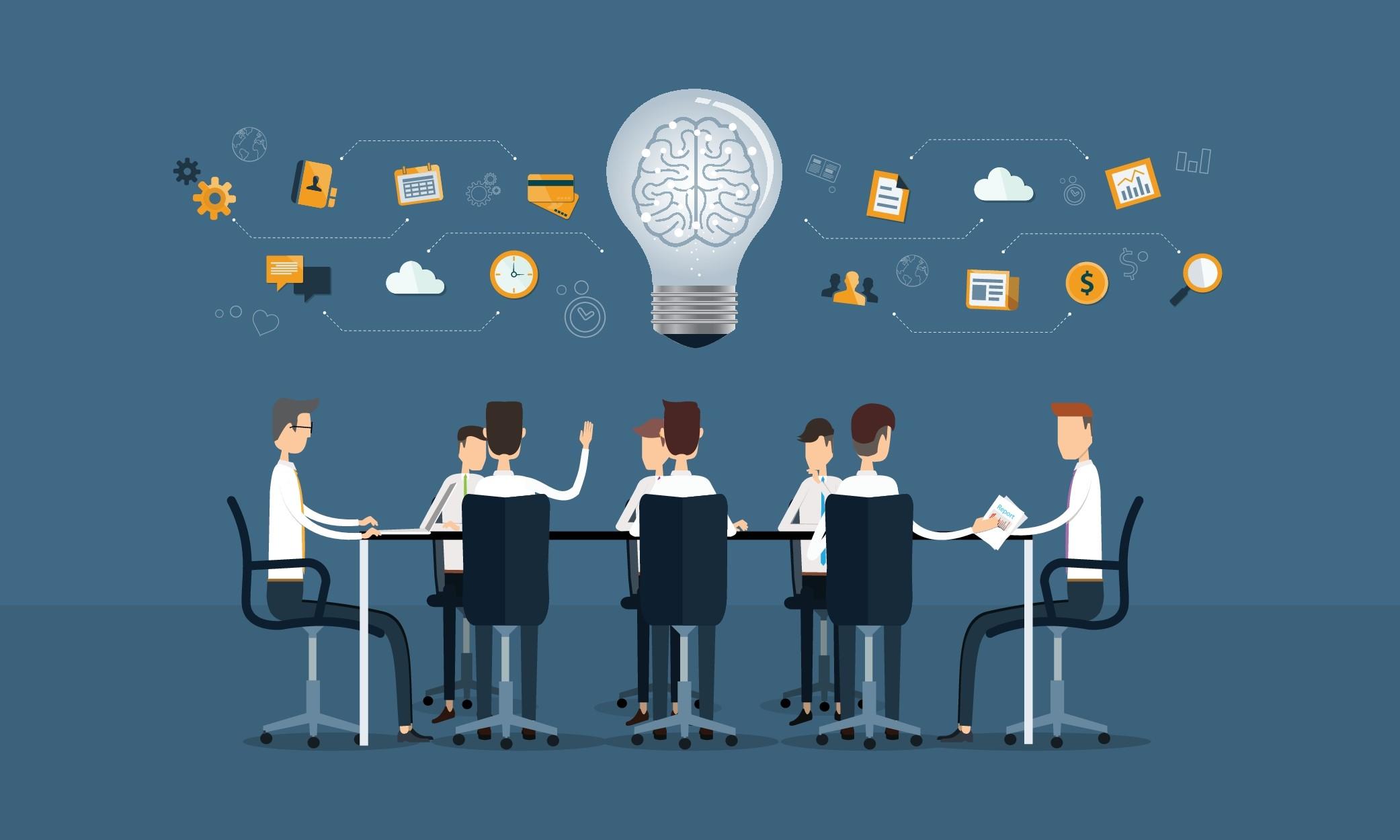 明日から実行できる!成果が上がる営業会議の進め方 7ステップ