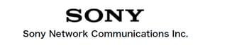 SONY+SNC(英語表記)