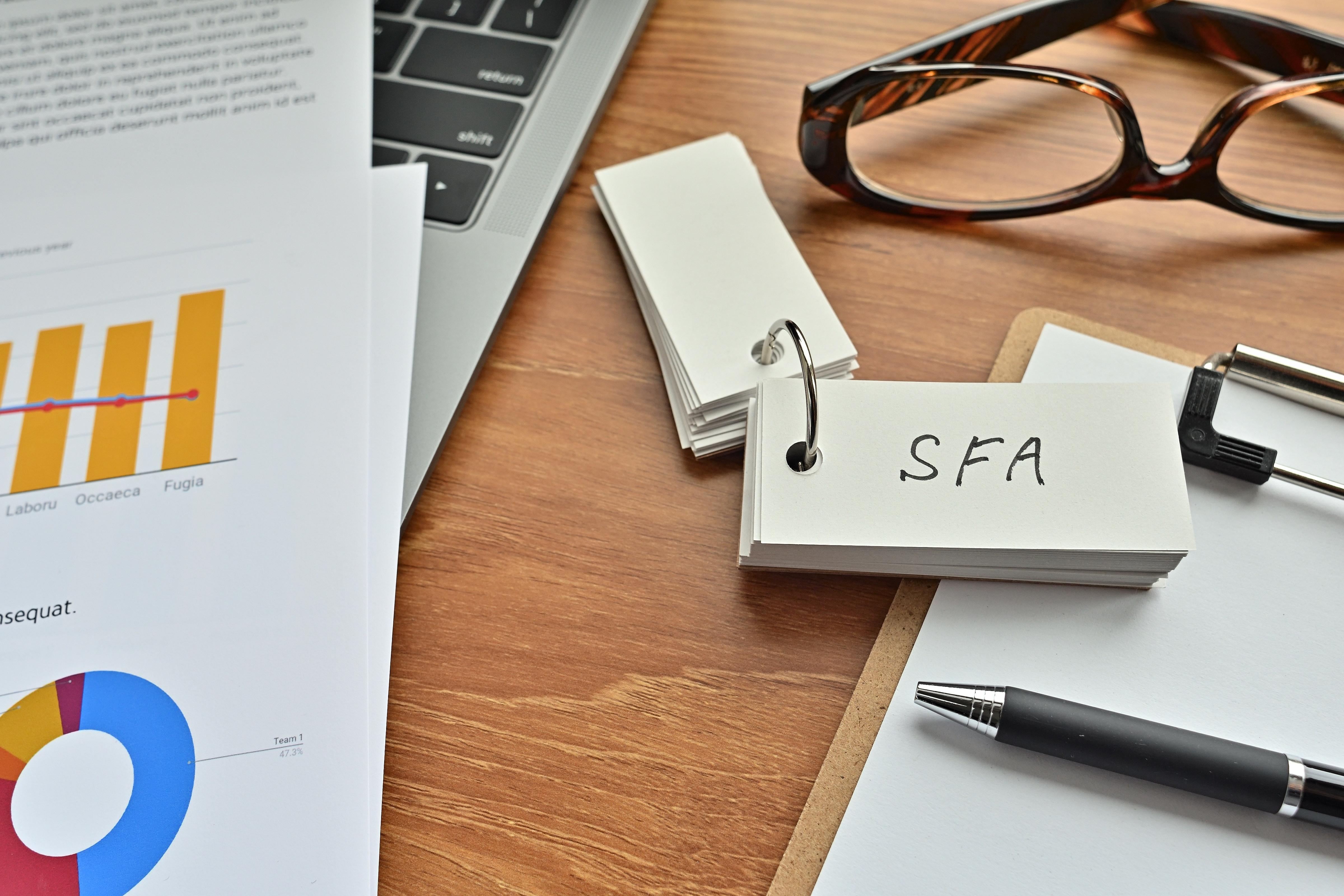 SFAとCRMの違いとは?すぐに分かるカンタン解説!