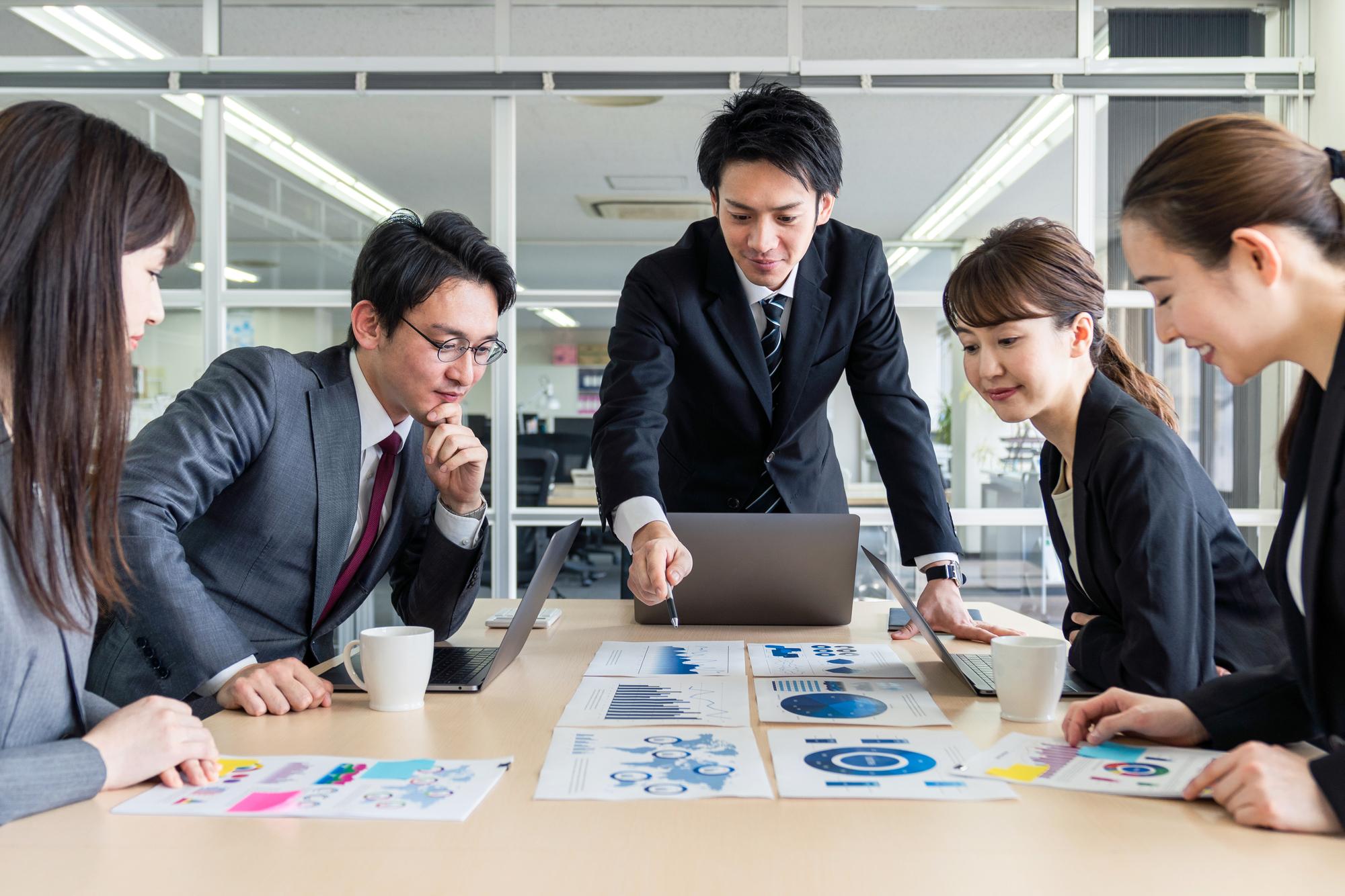 セールスマネージャーとは?役割やできるセールスマネージャーについて解説
